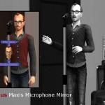 nanashi-bonus_maxis_microphone_mirror