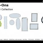 nanashi-ikea_add-on_mirror_collection