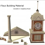 ts3 faux building deco preview