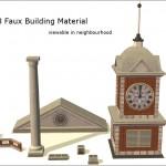 ts3 faux building deco preview